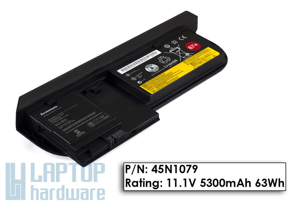 Lenovo ThinkPad X230t, X230i gyári új 6 cellás laptop akku/akkumulátor (45N1079)