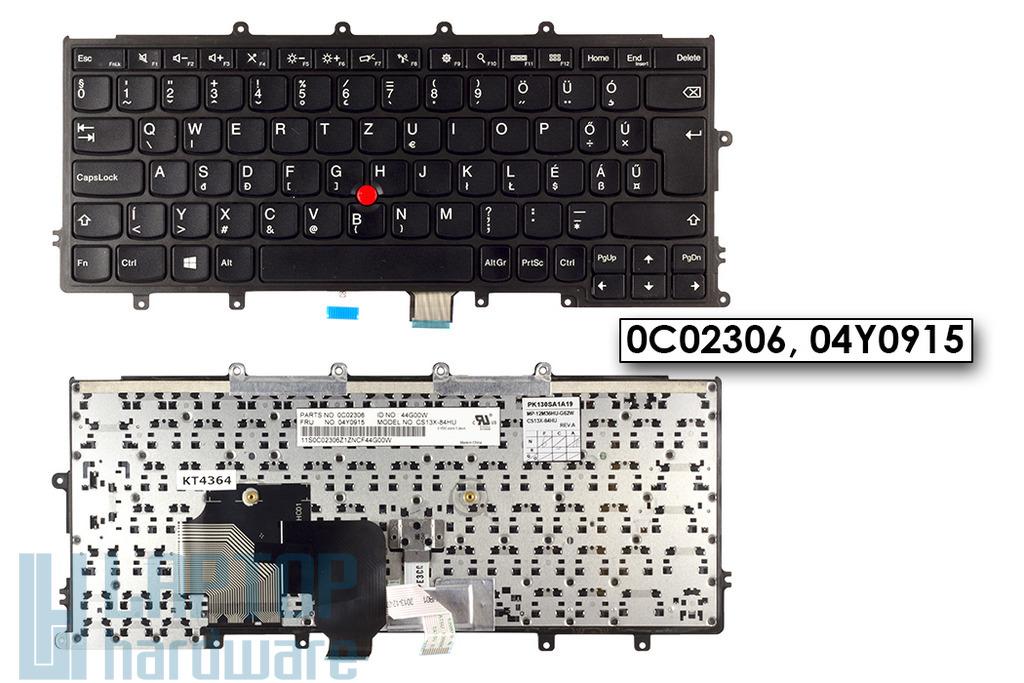 Lenovo ThinkPad X230s, X240 gyári új magyar laptop billentyűzet, 0C02306, 04Y0915