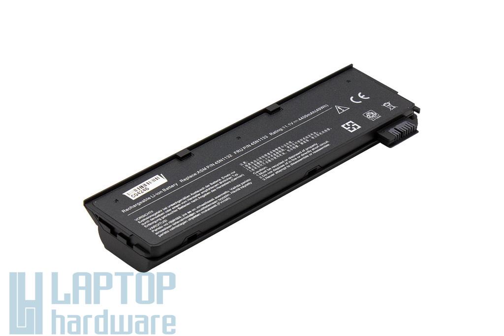 Lenovo ThinkPad X240, T440, T440s helyettesítő új 6 cellás (49Wh) laptop akkumulátor