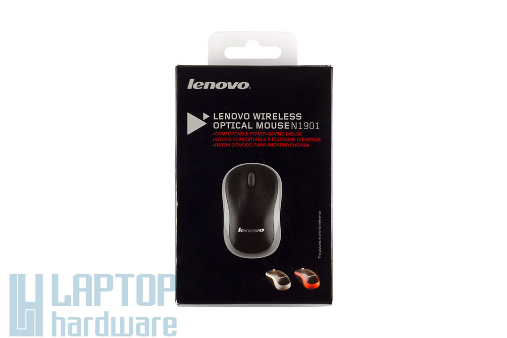 Lenovo Wireless Optical vezeték nélküli USB optikai egér, N1901