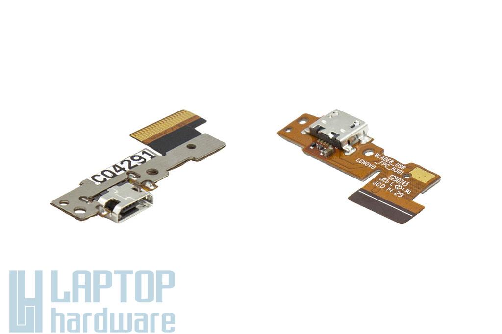 Lenovo Yoga Tablet 8 (B6000) gyári új USB csatlakozó kábel (BLADE8_USB_FPC_H301)