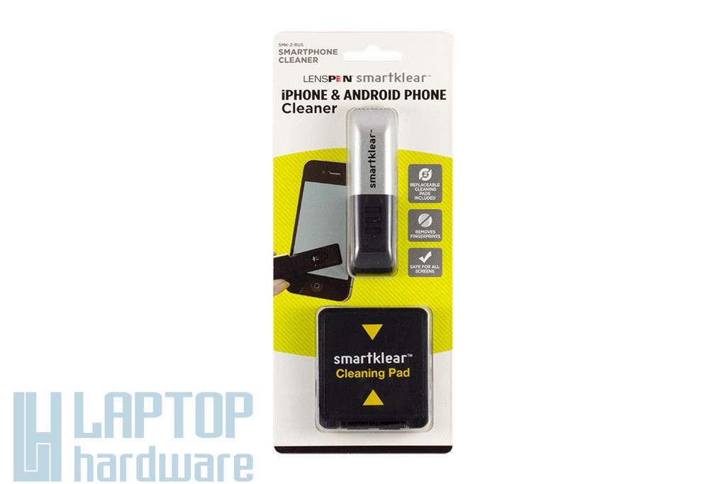 Lenspen Smartklear telefon kijelző tisztító pót-tisztítófejjel (SMK-2-RUS)
