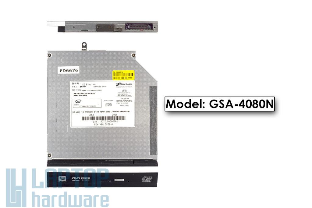 LG IDE (PATA) használt laptop DVD-író (GSA-4080N)