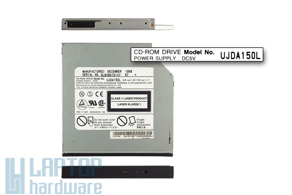 Matsushita használt laptop CD olvasó (UJDA150L)