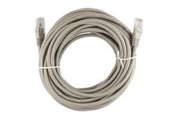 10m CAT.5E szürke UTP Patch kábel, WL021BG-10