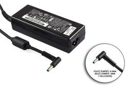 HP Compaq 19.5V 4.62A 90W vékony center-pin, középső tüskés gyári új laptop töltő (709986-003, 710413-001)