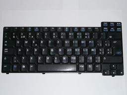 HP Compaq nc6000,nx5000,Presario V1000 laptophoz használt belga billentyűzet, 344391-A41