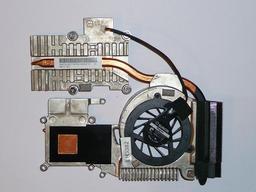 Acer Aspire 5920, 5920G gyári új hűtő ventilátor egység, GC055515VH-A Thermal module