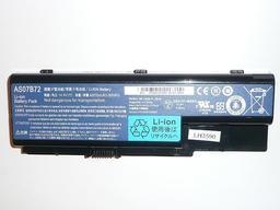 Acer Aspire 5315 laptop akkumulátor, gyári új, 8 cellás (4800mAh)