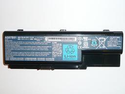 Acer eMachines E520 sorozat laptop akkumulátor, gyári új, 6 cellás (4400mAh)