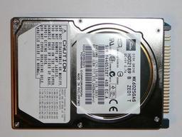 Toshiba MK6025GAS 60GB IDE Winchester