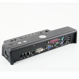 Dell Latitude D sorozat Gyári ÚJ  laptop dokkoló, D/Port Advanced Port Replicator PR01X