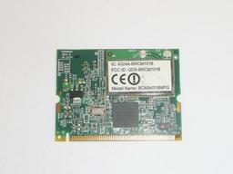 Broadcom használt laptop WIFI kártya(BCM94318MPG)