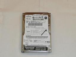 Fujitsu 80GB IDE Winchester
