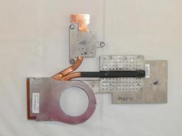 Fujitsu-Siemens Amilo M1437G, Pi1556 laptopokhoz használt hűtőborda, heatsink (40GP53040-02)