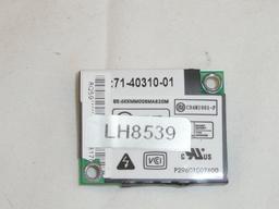 71-40310-01 Modem kártya.