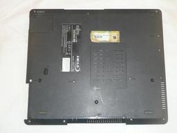 Fujitsu-Siemens Amilo L7300 Alsó burkolat bottom case, base cover, 80-41060-02