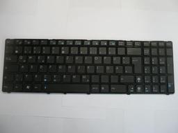 Asus F50, F70, K52, K73, N50, N60 használt német notebook billentyűzet