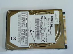 Hitachi DK23EA-40 40GB IDE Winchester