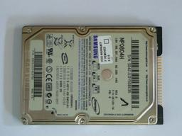 Samsung MP0804H 80GB IDE Winchester