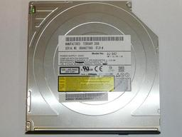 Toshiba U300, U400, M700 Ultra Slim 9.5mm IDE laptop DVD Író, UJ-862