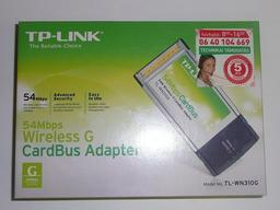 TP-LINK 54Mbps G Wifi PCMCIA kártya