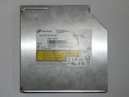Hitachi-LG SLIM SATA laptop DVD Író GU10N
