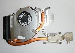 Acer Aspire 8942G gyári új laptop hűtő ventilátor egység, MG55100V1-Q020-S99, 60.PQ807.002