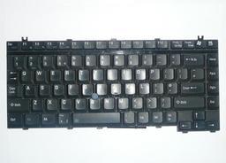 Toshiba Tecra A2, A3,  M2, M3, M4 használt angol fekete laptop billentyűzet (G83C00064510-EN)