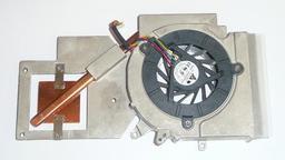 Asus X53S hűtőborda és ventilátor