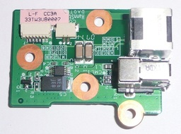 Advent  7205, 7209 Modem és USB panel