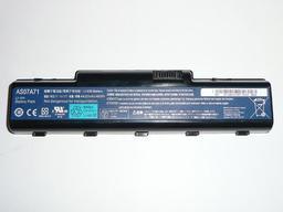 Acer Aspire AS07A71 100%-os 6 cellás használt laptop akkumulátor