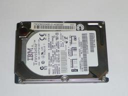 IBM Travelstar 4.86GB IDE laptop Winchester