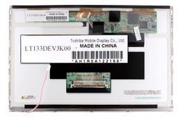 Apple MacBook 13'' LT133DEVJK00 13.3'' CCFL fényes laptop kijelző, 20 pines