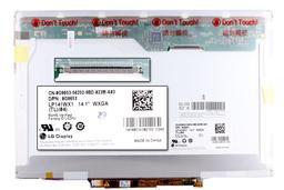 Dell Latitude D620, D630 WXGA 1280*800 CCFL matt  laptop kijelző, LP141WX1 (TL) (04)
