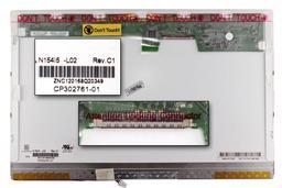 N154I5-L02 15.4'' WXGA CCFL Gyári Új kijelző fényes