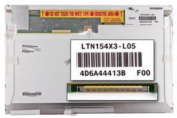 LTN154X3-L05 15.4'' WXGA CCFL Gyári Új kijelző fényes