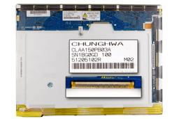Chunghwa CLAA150PB03A 15'' SXGA+ fényes laptop kijelző
