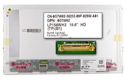 Gyári új matt 15.6 HD (1366x768) LED kijelző Dell Latitude E5510, E6510 laptophoz