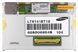 Gyári új matt 14.1'' (1440x900) LED kijelző Dell Latitude E5410, E6410 laptopokhoz (csatlakozó: 30 pin - jobb)