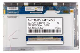 Chunghwa CLAA154WA01AQ 15.4'' WXGA CCFL laptop kijelző fényes