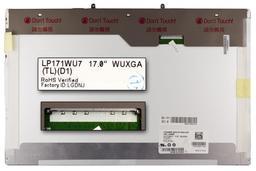 Gyári új matt 17.1'' (1920x1200) LED kijelző Dell Precision M6500 laptophoz (csatlakozó: 50 pin - jobb)