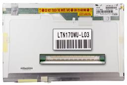 17'' LTN170WU-L03 Gyári Új 1920x1200 WUXGA matt notebook kijelző Dell