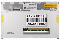 Gyári új matt 14.1'' (1440x900) LED kijelző Dell Latitude E6400, Precision M2400 laptopokhoz (csatlakozó: 50 pin - bal)