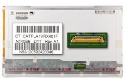 Gyári új fényes 14.0'' HD (1366x768) LED laptop kijelző (csatlakozó: 30 pin - jobb)
