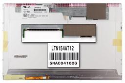 Gyári új matt 15.4'' (1280x800) LED kijelző Dell Studio 1535, 1536, 1537 laptopokhoz (csatlakozó: 12 pin BL + 30 pin SI jobb)