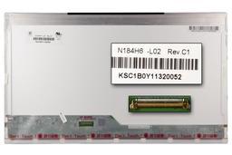 Gyári új fényes 18.4'' Full HD (1920x1080) LED laptop kijelző (csatlakozó: 40 pin - bal)