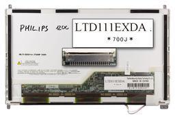 Philips Freewents 11NB5901 11.1'' notebook kijelző LTD111EXDA