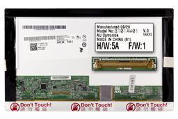 Gyári új fényes 10.1'' (1024x576) LED laptop kijelző (csatlakozó: 40 pin - bal)