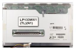 LG LP133WX1-TLN1 fényes laptop kijelző, 30 pines